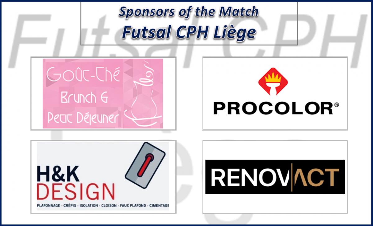 Futsal cph liege 1